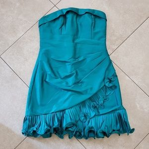 Phoebe Couture Silk Dress size 10